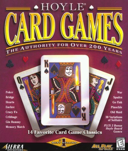 Hoyle Card Games - PC/Mac