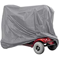 FILFEEL Mobility Scooter Cover, Professional Dust-Proof Waterproof Rain Protection Eldly Wheelchair Motorcycle Electric…