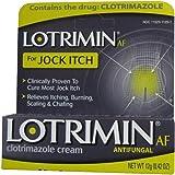 Lotrimin AF Antifungal Jock Itch Cream 0.42 oz (3 Pack)