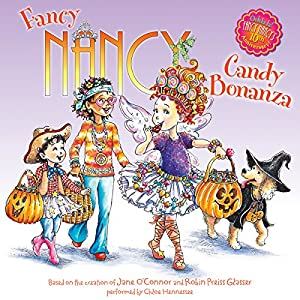 Fancy Nancy: Candy Bonanza Audiobook