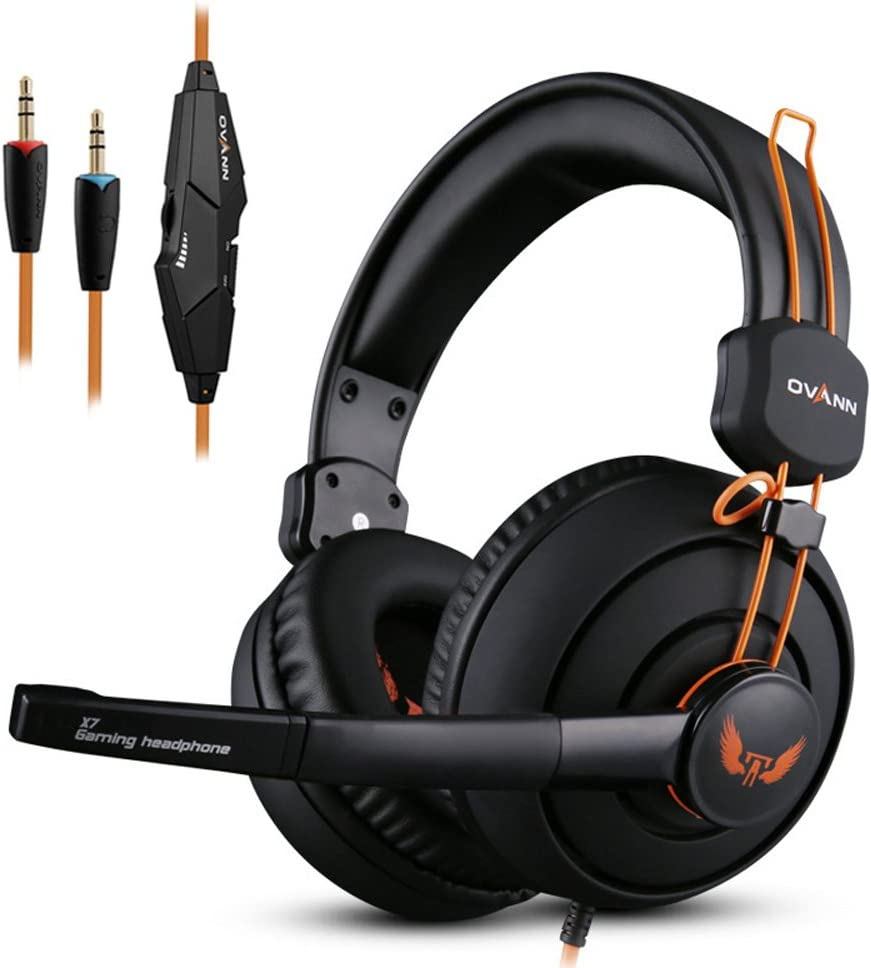 OVANN X7 Gaming Headphone Deep Bass