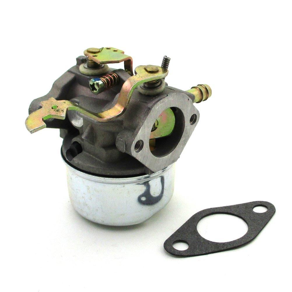 TC-Motor Carburetor For Tecumseh Carb 640305 640340 640346 Oregon 50-665 640025C 640017B OH195 OH195E OH195EA OH195EP OH195XA OH195XP