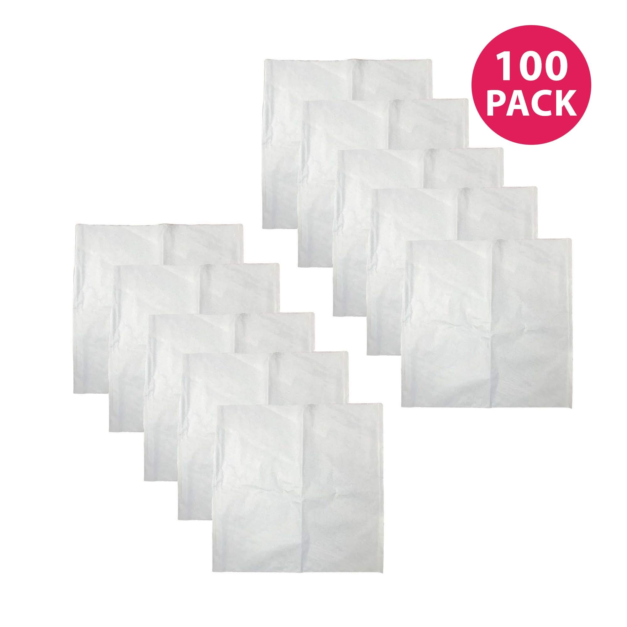 Think Crucial Replacement Coffee Filters Compatible With Toddy Paper Coffee Filter Part - 20.3 x 11.1 x 0.4 - Perfect For Cold Brew System Five (5) Gallon Commercial Cold Brew Brewers (100 Pack)
