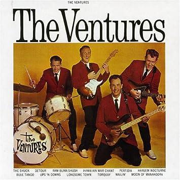Amazon   The Ventures   THE VENTURES   輸入盤   音楽