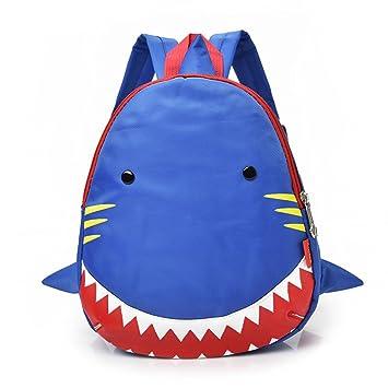 Schulranzen, Sannysis Schnittmuster Rucksack für Kinder Hai ...