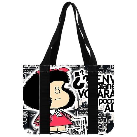 Amazon.com: Emana Custom Womens toda Mafalda bolsa Bolso ...