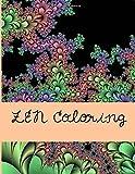 ZEN Coloring: Adult Coloring Books Mandala