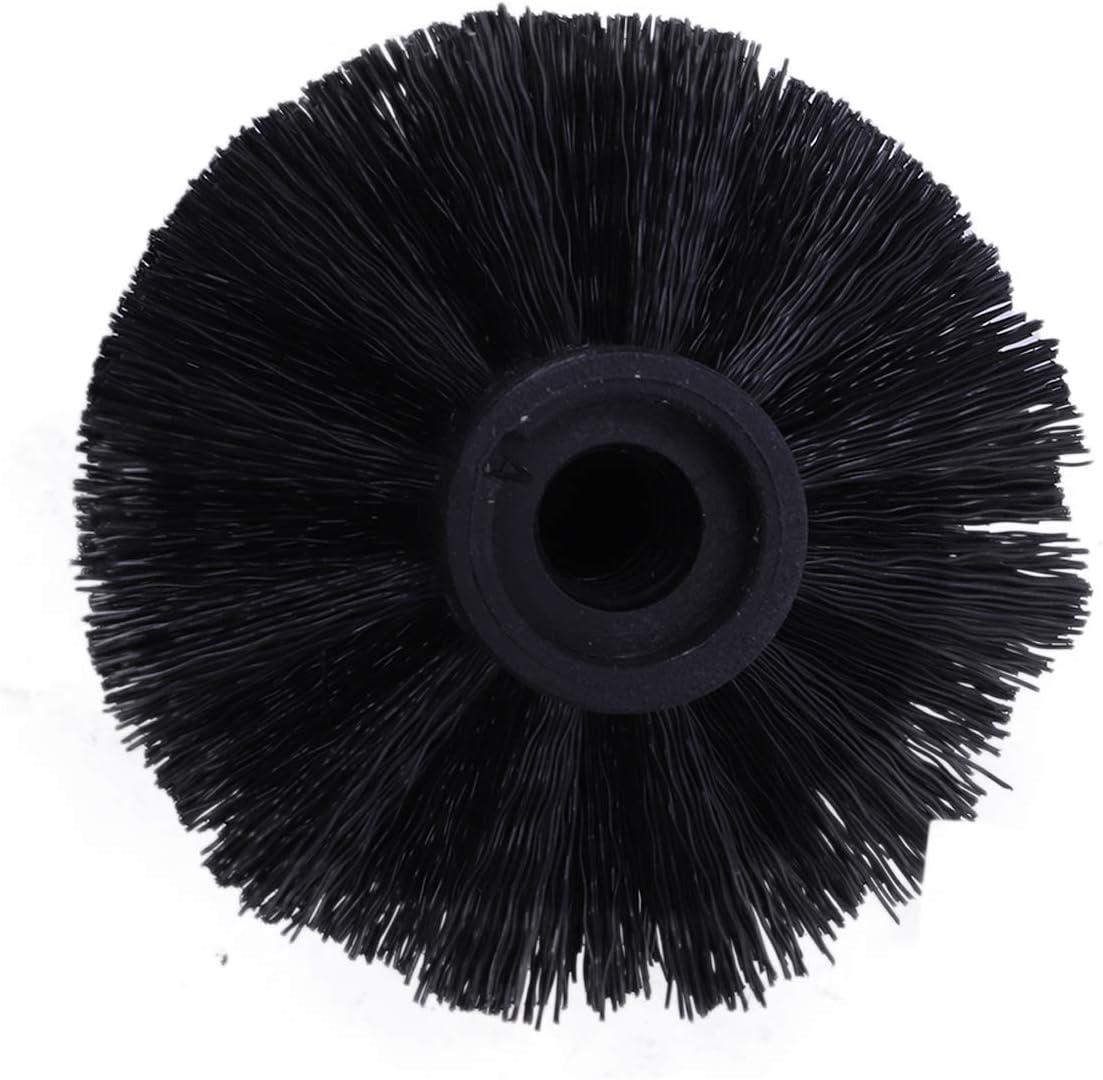 TOOGOO Cer/ámica Pl/ástico Cisne Titular de Cepillo para Ba?o Ba?o Creativo Herramienta de Limpieza para El Hogar Cepillo de Limpieza /— Blanco
