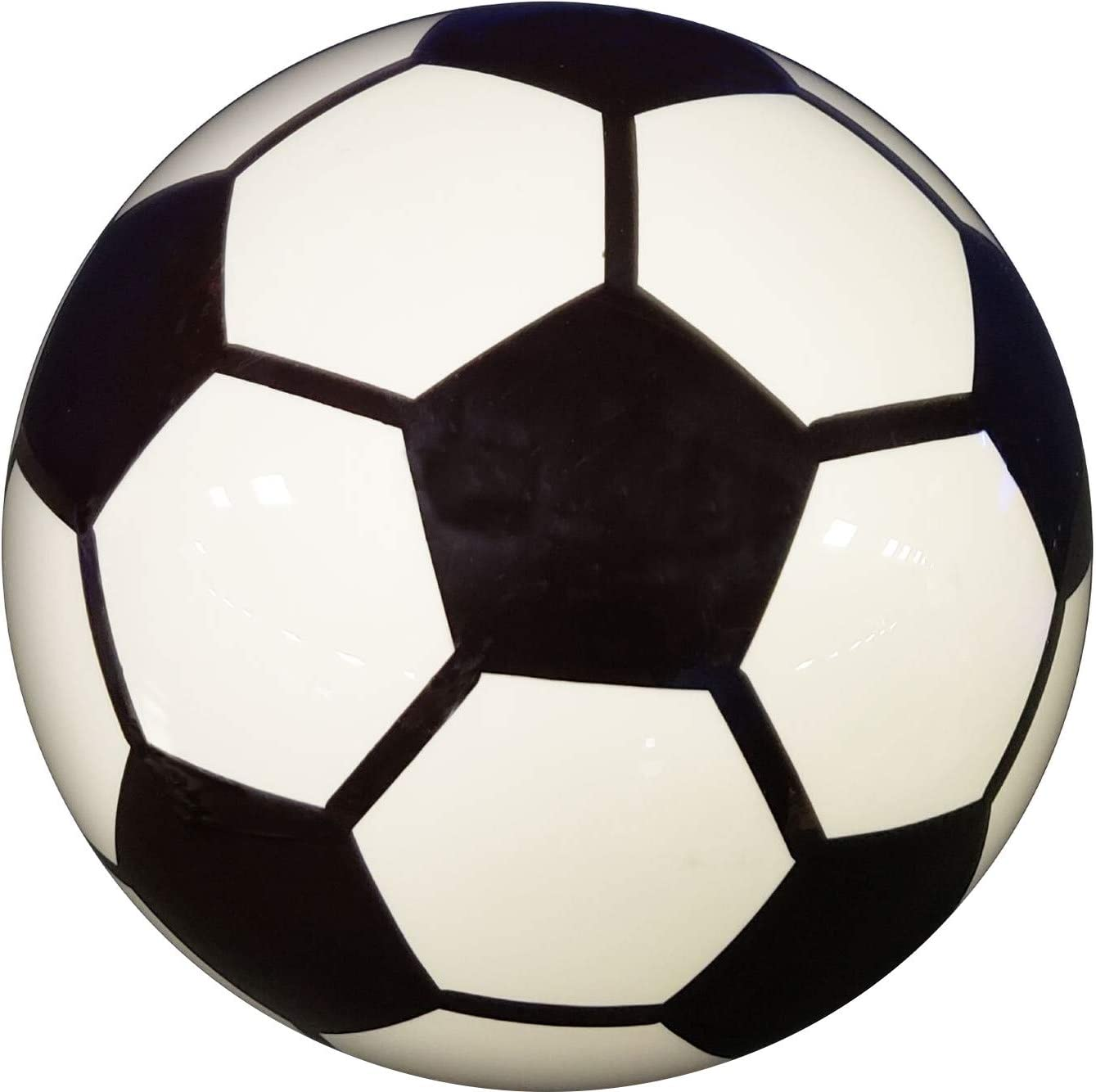 KR Strikeforce The Clear Soccer Ball