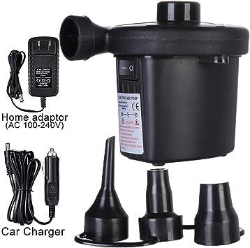 Amazon.com: Guluman 110-240V Bomba de aire eléctrica de ...