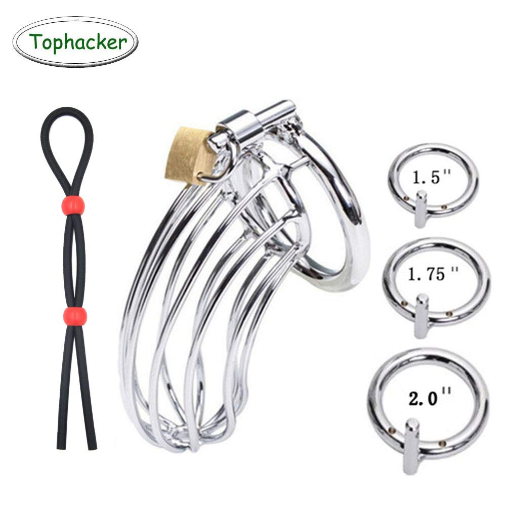 Stainless Steel Lock Accessories for Male