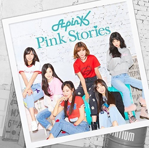 CD : Apink - Pink Stories (bomi Version C) (Limited Edition, Card, Japan - Import)