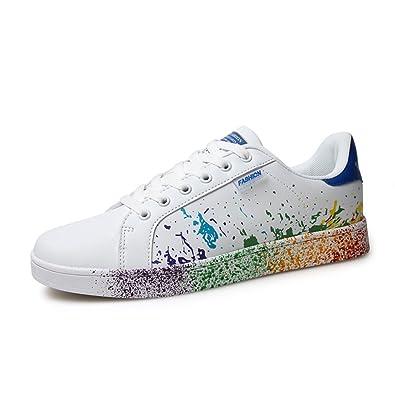 XIANV Mädchen Schuhe Mix Farben Tinte Malerei Stil Frau Schuhe Bunte ...