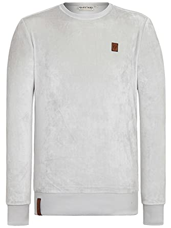 Naketano Herren Sweater Asgardian Mack III Sweater