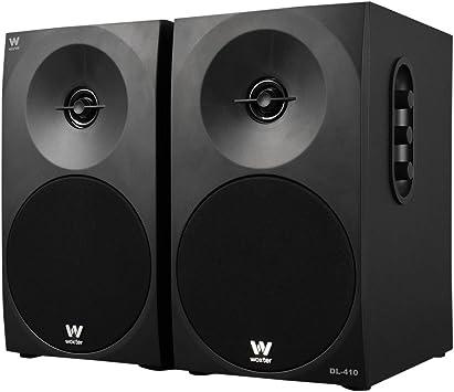 Woxter Big Bass 260 - Altavoces 2.1 150W, Subwoofer de madera ...
