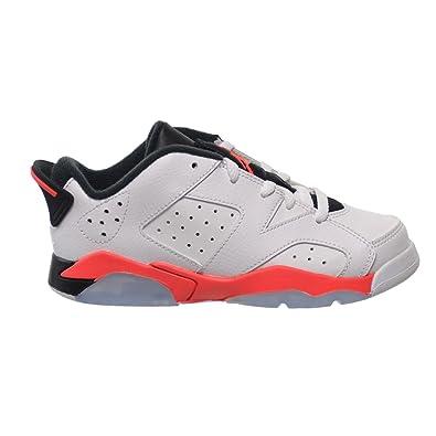 b1b2b8ef0a9f02 australia nike air jordan 6 white red 5 d2150 436b6  switzerland jordan 6  retro low ps little kids shoes white infrared 23 black de958 dcd0c