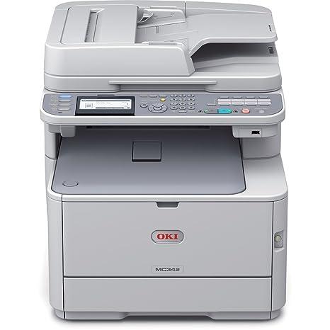 OKI MC342dnw Laser 22 ppm 1200 x 600 dpi - Impresora ...