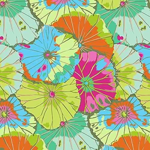 (Free Spirit Fabrics Kaffe Fassett 2018 Collective Lime Lotus)