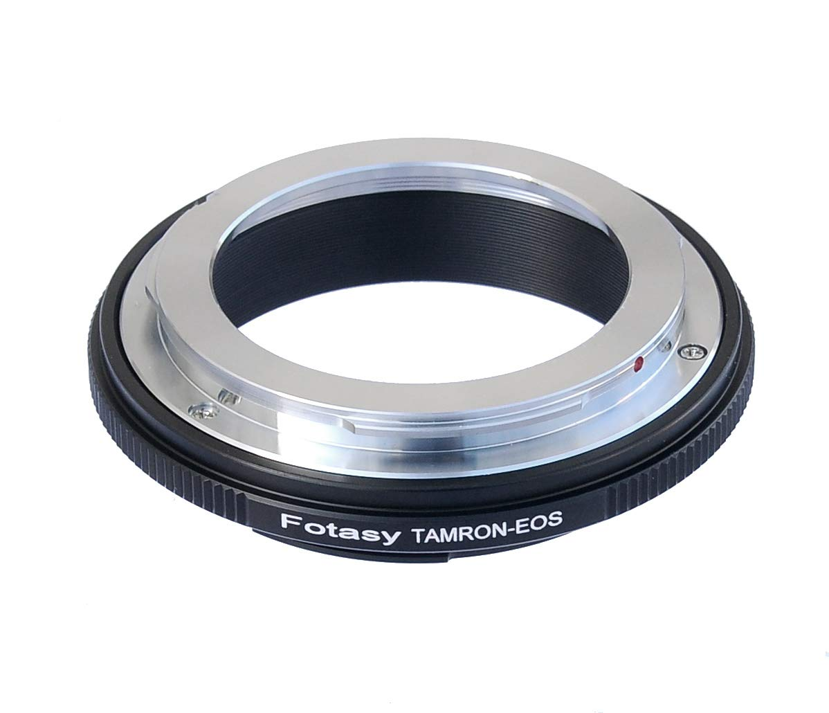 FD to Canon Adapter Fotasy Canon FD Lens to Canon Adapter Compatible with Canon DSLR 5D IV III II 1Ds 1D Series 7D II 7D 80D 70D 60D 50D 1300D 1200D 1100D 1000D 760D 750D 700D 650D Infinity Focus