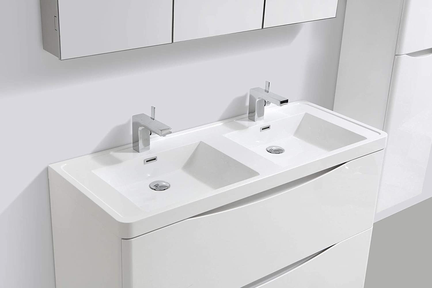 Basin only Eaton 1200mm Double Basin