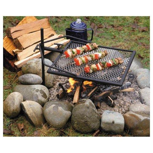 Adjust-A-Grill - 13570 - Firepit Grill: Amazon.com