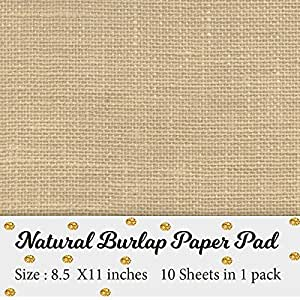 Impeccable image pertaining to printable burlap paper