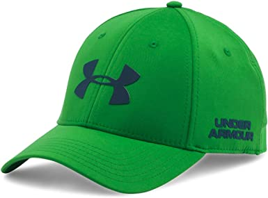 Under Armour Headline Gorra de béisbol Putting Grun M/L: Amazon.es ...