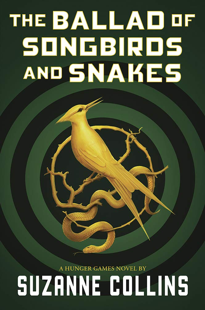 Amazon.com: The Ballad of Songbirds and Snakes (A Hunger Games ...