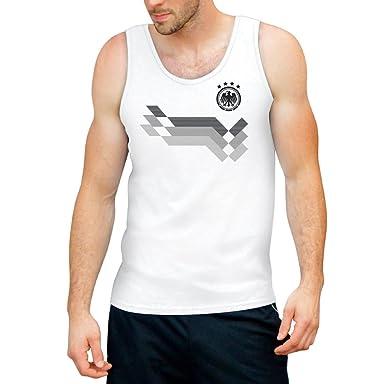 abc7be9a282c Shirtgeil Deutschland Deutsches Fußball Fan-Trikot WM Fanshirt Fanartikel  Tank Top  Amazon.de  Bekleidung