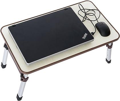ZNL Portable Laptoptisch Laptop Notebook Tisch Lapdesk