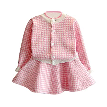 Bebé niñas ropa Set, Funic Toddler Kids bebé niñas traje ...