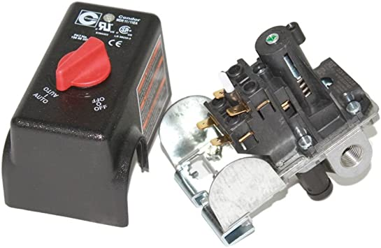 Craftsman 034-0228 Air Compressor Pressure Switch Genuine Original Equipment Manufacturer OEM Part
