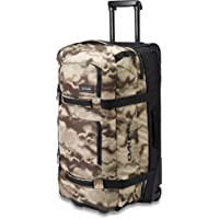 Dakine - Unisex Split Roller Luggage Bag - Durable Construction - Split-WingCollapsible Brace Level - Exterior Quick Access Pockets - Multiple Color Choices - 85L and 110L