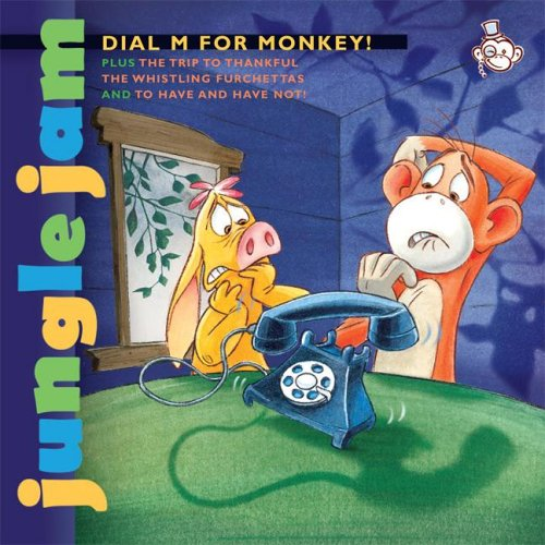 Dial M for Monkey (Jungle Jam) by Fancy Monkey Studios