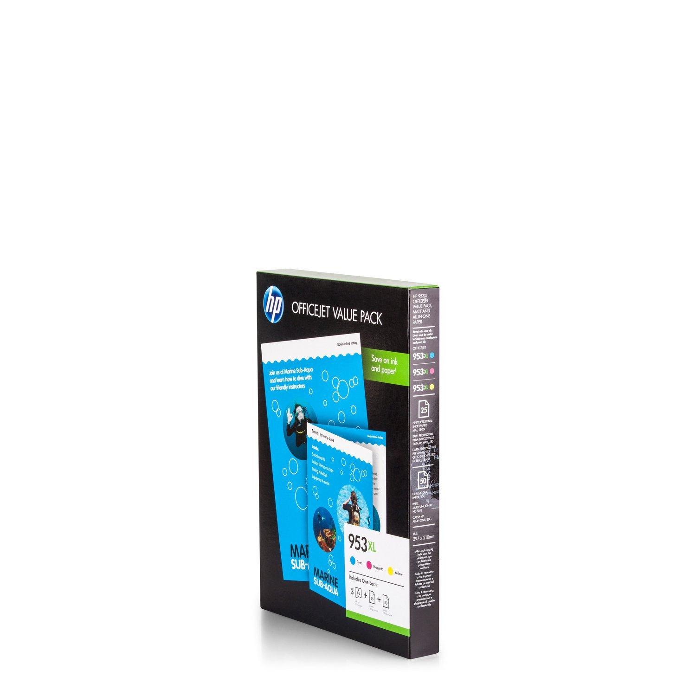 Original de tinta para HP Officejet Pro 8710 HP 953 X L 1 cc21ae ...