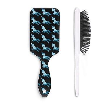Amazon.com: Chal Hoiy Boar - Cepillo de cerdas para el pelo ...
