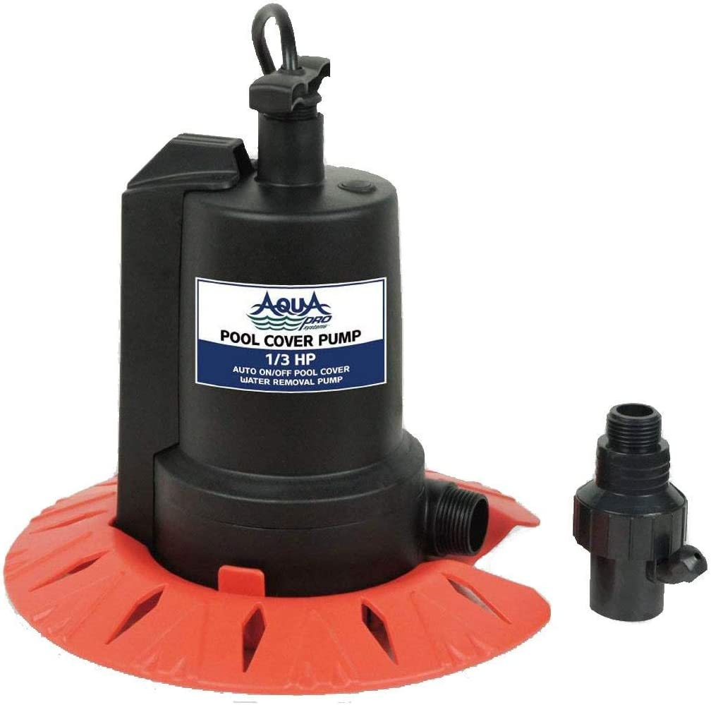Best Overall: Aquapro Water Removal Pump