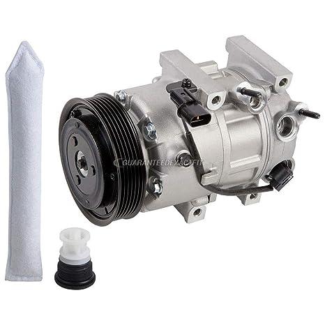 Original OEM nueva AC Compresor y embrague con a/c secador para Kia Optima –