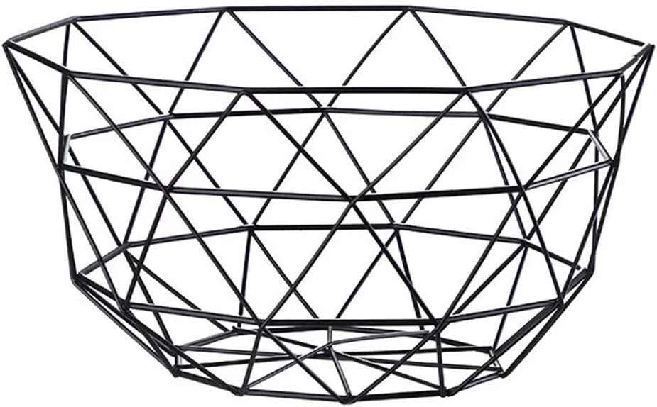 SILVER Household Item Storage Restaurant Alpha Living Home Metal Mesh Countertop Fruit Basket Bowl Stand for Kitchen Snack Stand for Bread Set of 3 Decorative Table Centerpiece Dining Room