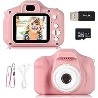 """ZStarlite Cámara Digital para Niños, 1080P 2.0""""HD Selfie Video Cámara Infantil, Regalos Ideales para Niños Niñas de 3-10…"""
