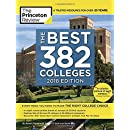 The Best 382 Colleges, 2018 Edition (College Admissions Guides)