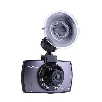 2.4 Car cámara G30 Full HD 1080p coche DVR grabador de vídeo 120 degree gran angular