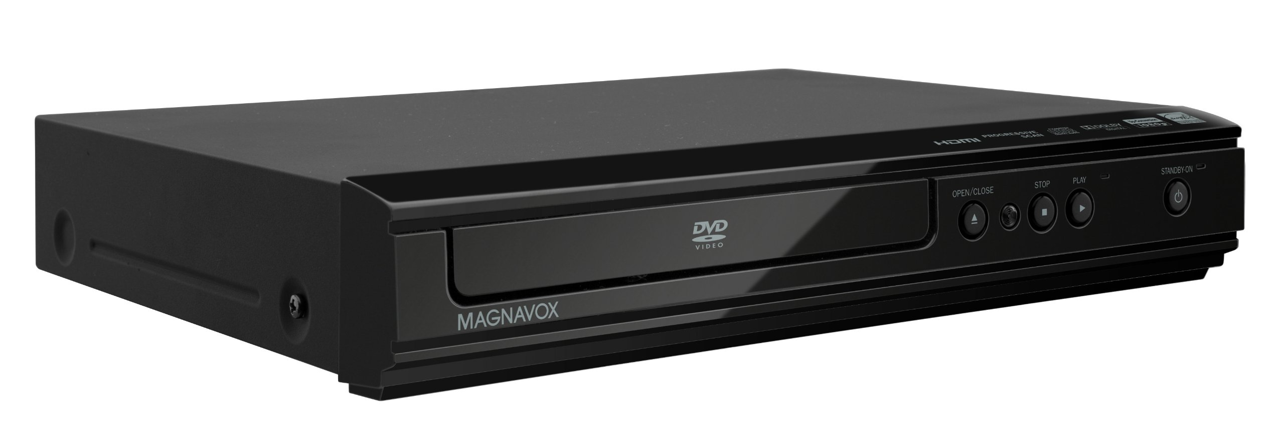 Magnavox MDV3000/F7 Up Conversion DVD player, Black by Magnavox