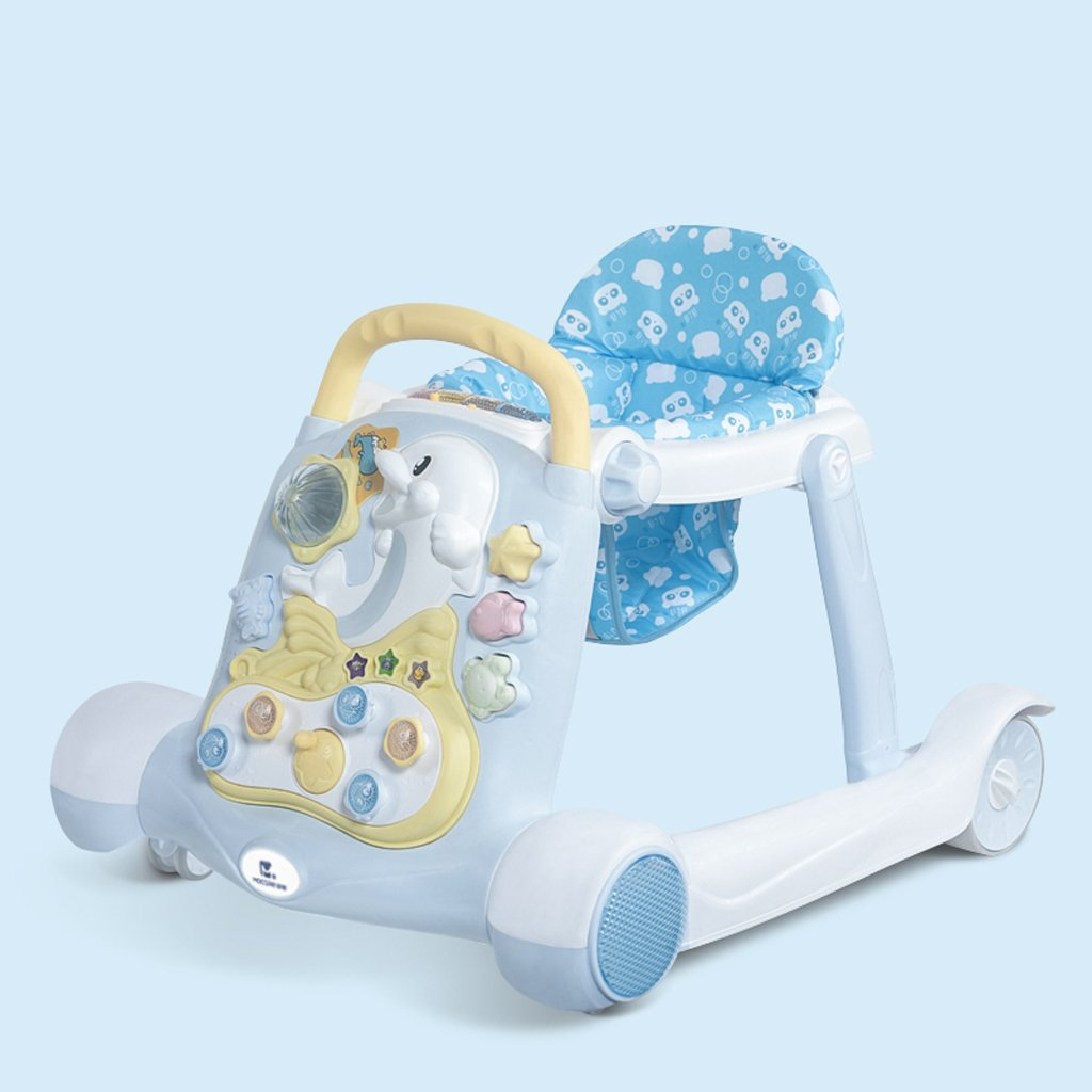 Andador, Prevención de vuelcos, Música, Cochecito de bebé de 6/7 ...