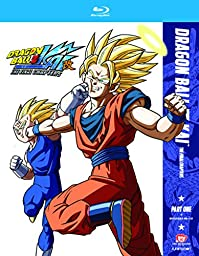 Dragon Ball Z Kai: The Final Chapters Part One [Blu-ray]
