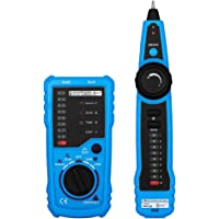 LingsFire RJ11 RJ45 Cable Tester Line Finder Telephone