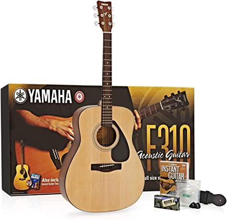 Yamaha f310p2 Pack Natural: Amazon.es: Instrumentos musicales