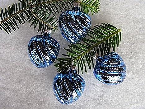 Decorazioni Albero Di Natale Blu : Decorazioni per un albero di natale nero una novità tutta