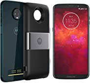 Smartphone, Motorola, Moto Z3 Play Power Pack & DTV Edition, XT1929, 64 GB, 6.0