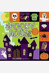 Lift-the-Flap Tab: Spooky House (Lift-the-Flap Tab Books) Board book